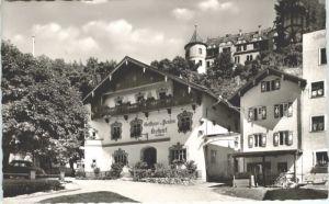wu58034 Neubeuern Neubeuern Schloss Gasthaus Pension Hofwirt x Kategorie. Neubeuern Alte Ansichtskarten