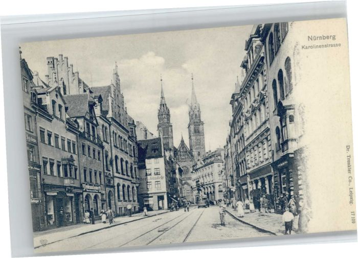 Nuernberg Karolinenstrasse *