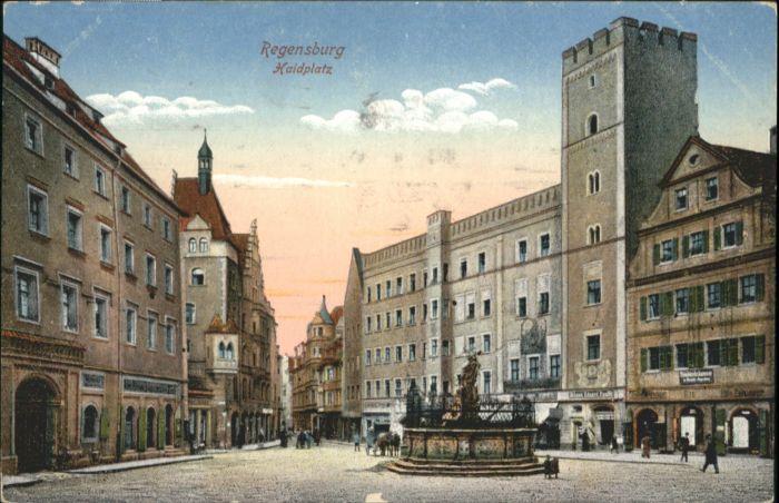 regensburg haidplatz x nr wu63580 oldthing. Black Bedroom Furniture Sets. Home Design Ideas