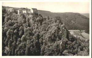 Beuron Donautal Beuron Burg Wildenstein * / Beuron /Sigmaringen LKR