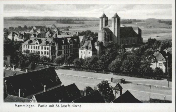 Memmingen St. Josefs-Kirche *