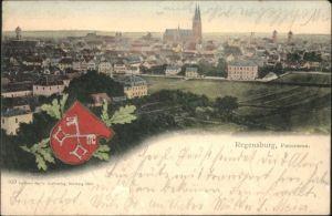 Regensburg Wappen x