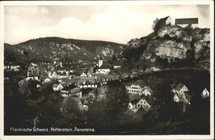 Pottenstein Oberfranken Pottenstein  * / Pottenstein /Bayreuth LKR