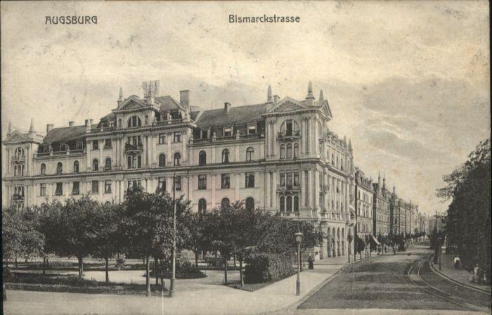 Augsburg Bismarckstrasse x
