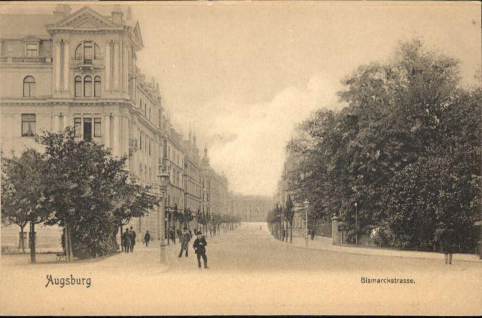 Augsburg Bismarckstrasse *