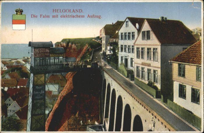 Helgoland Helgoland Falm * / Helgoland /Pinneberg LKR