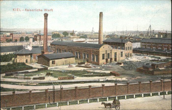 Kiel Werft *