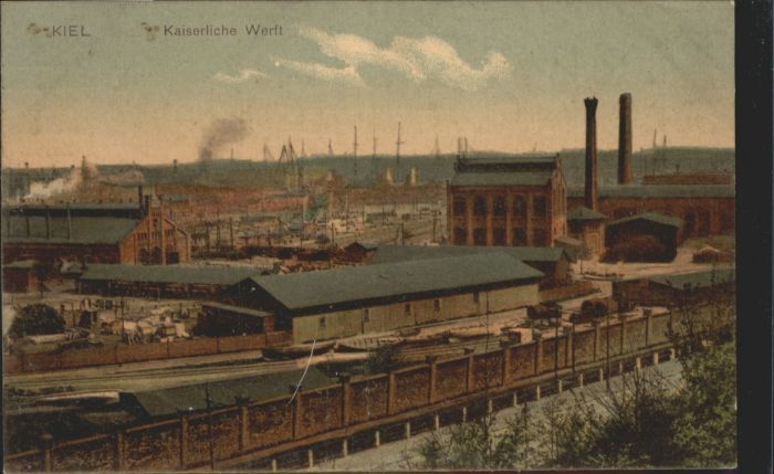 Kiel Werft x