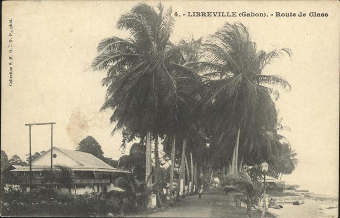 Libreville  Kat. Libreville