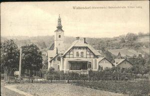 Sebersdorf Bahnhofstrasse Villen Lang Waltersdorf Kat. Sebersdorf