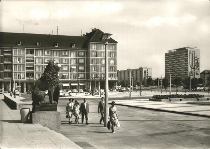 Dresden Rathaus  Kat. Dresden