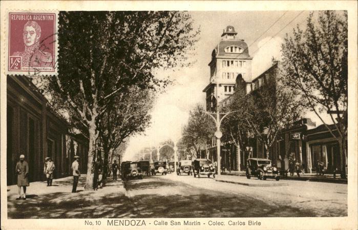 Mendoza Calle San Martin Kat. Mendoza