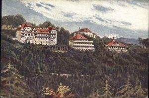 Grimmenstein Edlitztal Sanatorium /  /