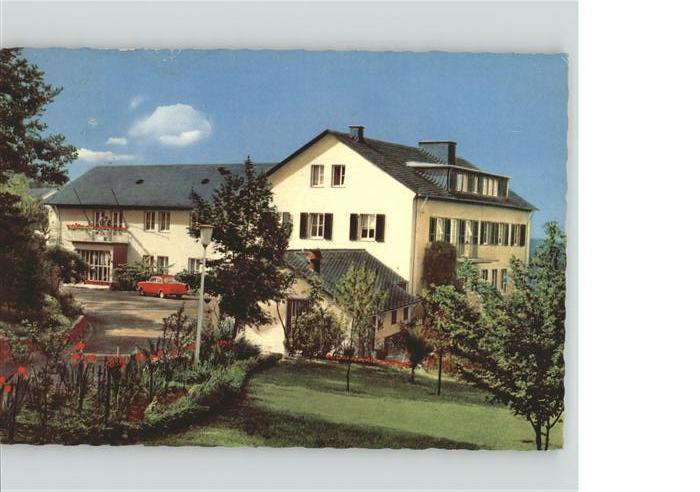 wz62241 Koenigswinter Heim Rosenau Bergmann Erholungswerk e.V. Kategorie. Koenigswinter Alte Ansichtskarten