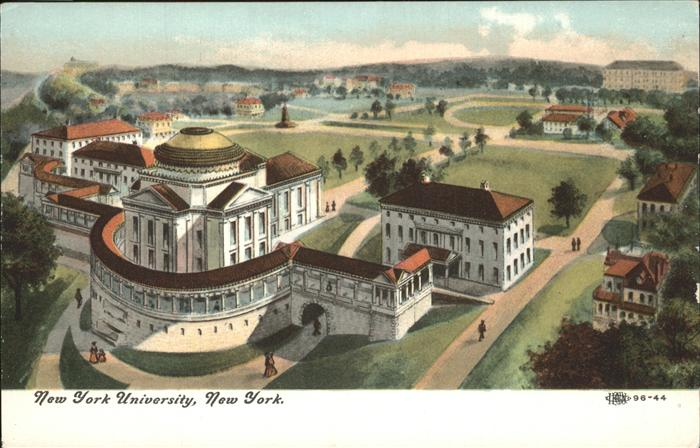 New York City New York University / New York /