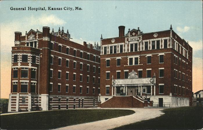 Kansas City Missouri General Hospital Kat. Kansas City