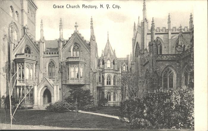 New York City Grace Church Rectory NY City / New York /