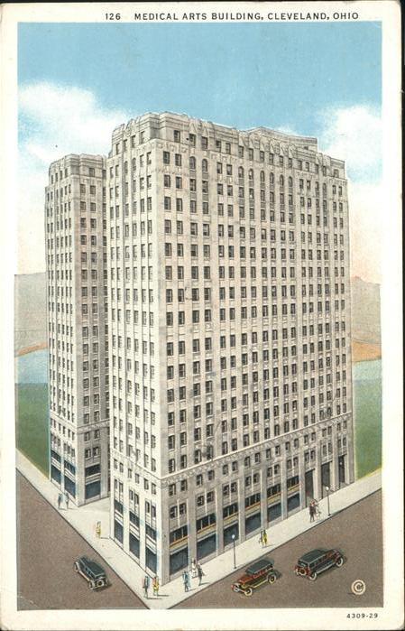 Cleveland Ohio Medical Arts Building Kat. Cleveland