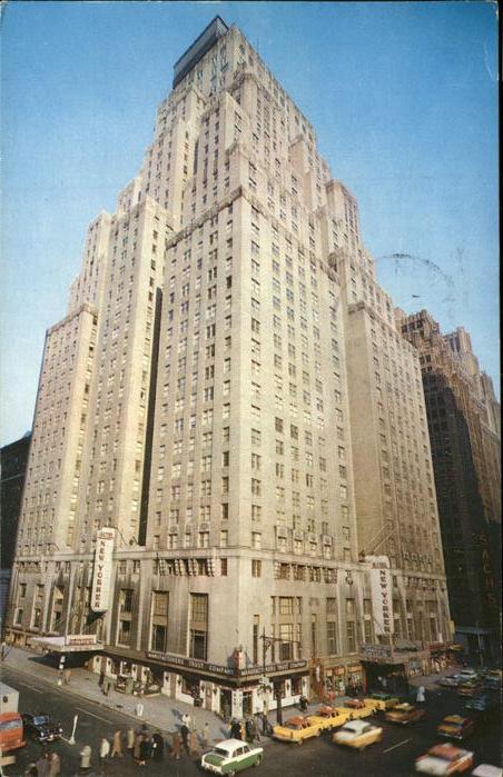 New York City Hotel New York Autos / New York /