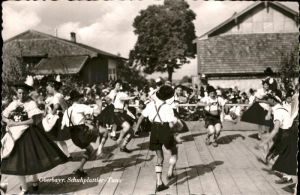 Tanzen Schuhplattler Kat. Sport