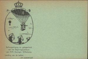 Ballons  / Flug /