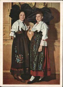 Trachten Costumes Alsaciens Kat. Trachten