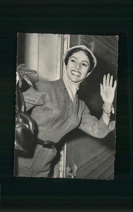 Schauspieler Dorothy Dandridge / Kino und Film /