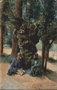 Typen Russen Zentral-Asien Baum / Typen /