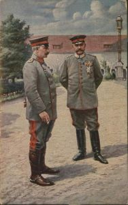 Wilhelm II Militaria / Persoenlichkeiten /