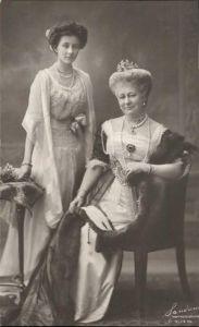 Adel Preussen Kaiserin Auguste Viktoria Tochter Viktoria Luise / Koenigshaeuser /