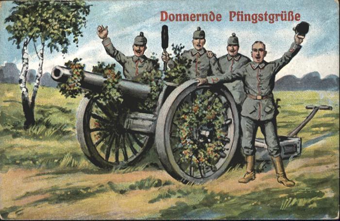 wp83800 Pfingsten Soldaten Kanone