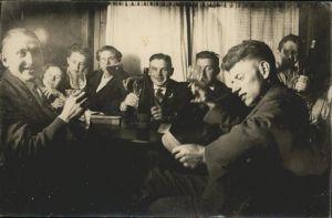 Kartenspiel Wein / Spiel /