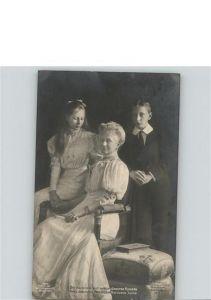 Adel Preussen Kaiserin Auguste Viktoria Kronprinz Friedrich Wilhelm Prinzessin Viktoria Luise