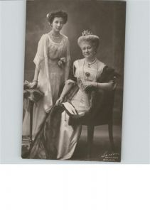 Adel Preussen Kaiser Auguste Viktoria Prinzessin Viktoria Luise