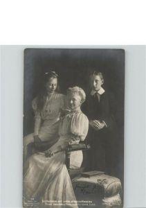 Adel Preussen Kaiserin Auguste Viktoria Prinzessin Viktoria Luise Prinz