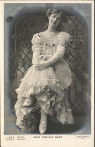 Schauspieler Miss Phyllis Dare