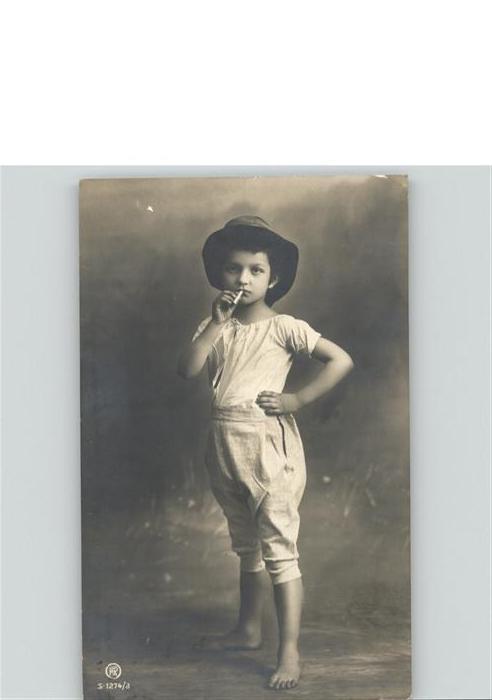 Tabak Zigarette Junge Kind