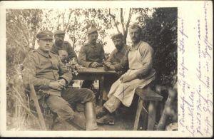 Kartenspiel Soldaten