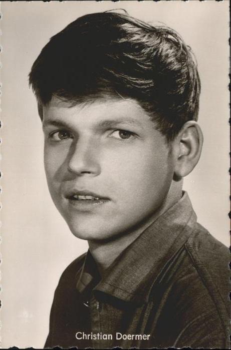 Schauspieler Christian Doermer