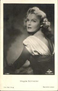 Verlag Film-Foto-Verlag Magda Schneider A 3826/1