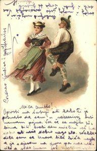 Tanzen Tracht Kat. Sport