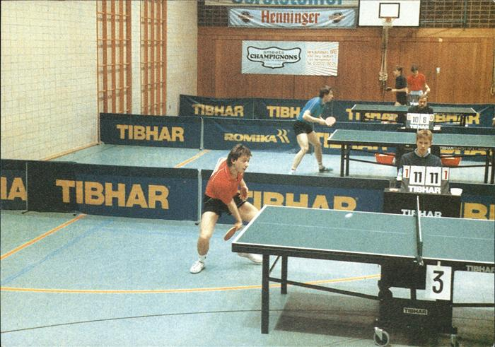Tischtennis  Kat. Sport