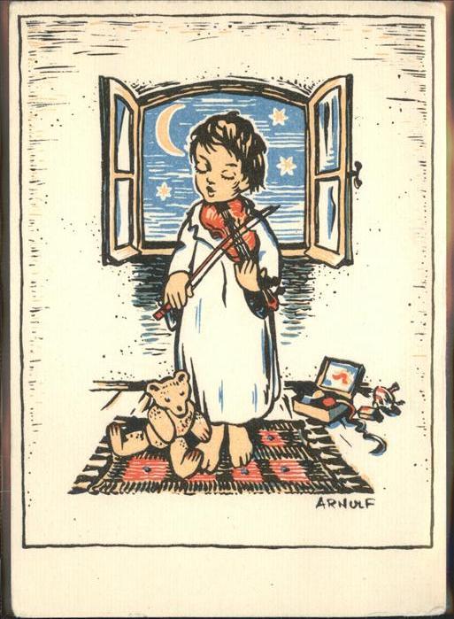 Kuenstlerkarte Nr 202 Arnulf Erich Stegmann Kat. Kuenstler