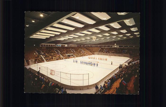 Sport Eishockey Olympia Eisstadion Garmisch Partenkirchen Kat. Sport