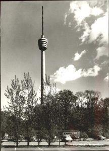 Funkturm Fernseh Hohen Bopser Stuttgart Kat. Bruecken