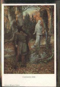 wz96229 Wagner Richard Komponist Tannhaeuser Kategorie. Musik Alte Ansichtskarten