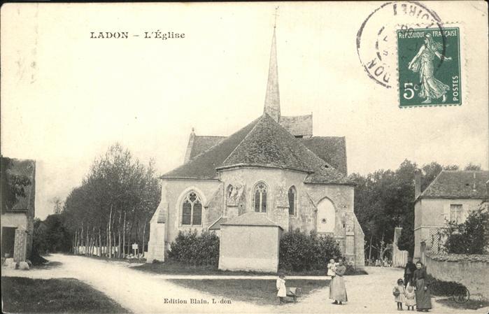 Ladon Eglise Kat. Ladon