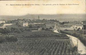Saint-Didier-au-Mont-d Or Vue generale / Saint-Didier-au-Mont-d Or /Arrond. de Lyon