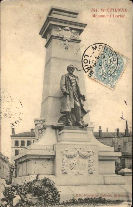 Saint-Etienne Loire Monument Dorian / Saint-Etienne /Arrond. de Saint-Etienne