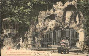 Saint-Etienne Loire La Grotte de Cotatay / Saint-Etienne /Arrond. de Saint-Etienne